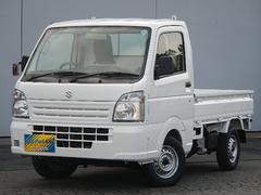 キャリイトラックKC 届出済み未使用車 4WD 5速ミッション 禁煙車