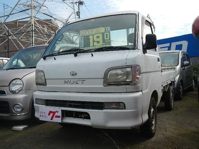 ダイハツ スペシャル 5速ミッション 4WD 3方開 純正ラジオ