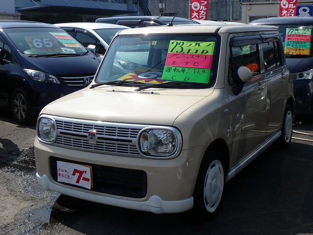 スズキ リミテッド スマートキー CD ETC シートヒーター