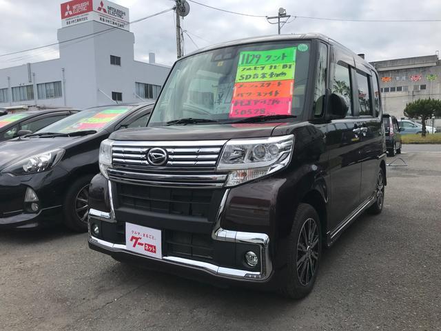 タント(ダイハツ) カスタムX SAIII 中古車画像