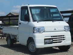 ミニキャブトラック4WD・エアコン・パワステ・マニュアル車