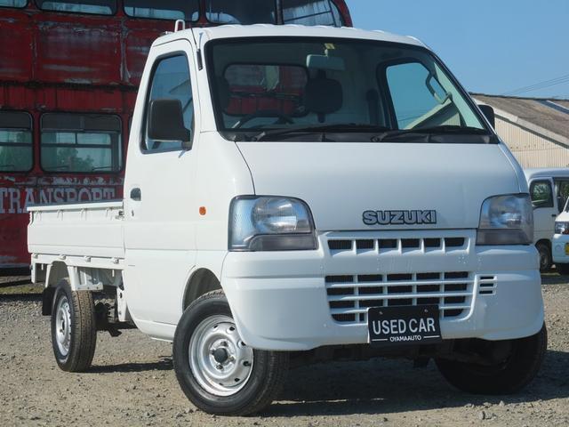 スズキ KUスペシャル 4WD・エアコン・パワーステアリング