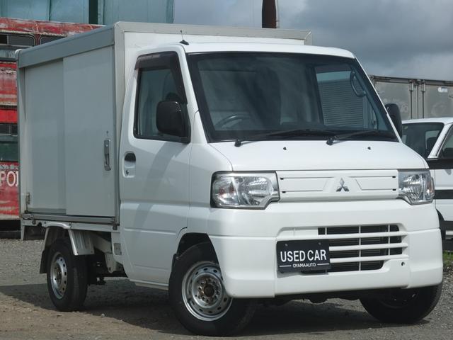 三菱  保冷車・4WD・オートマ