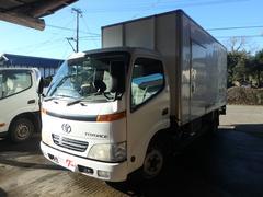 トヨエース冷蔵冷凍車 5速MT ロング4.35M バックカメラ