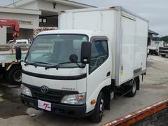 トヨエース冷凍冷蔵車 5速MT フル装備 エアバック Wタイヤ ETC