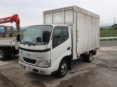 トヨエース1.5t カーテン車 5速MT Wタイヤ フル装備 エアB