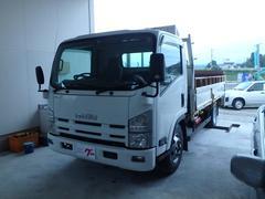 エルフトラック4t パワーゲート ターボ ETC 6速MT フル装備