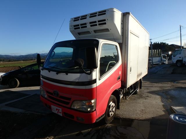 トヨタ 冷蔵冷凍車 -32℃ ETC Bモニター フル装備 ABS
