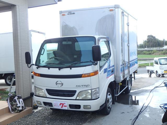 日野 2t フル装備 エアロ 5速MT Wタイヤ ABS