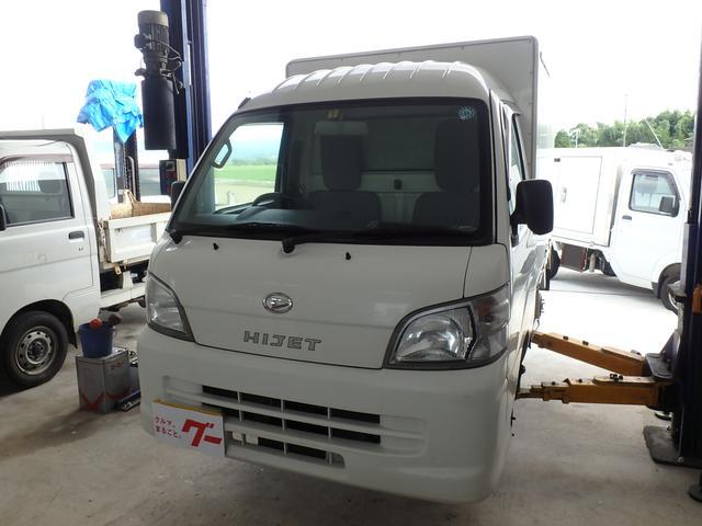 ダイハツ 冷凍冷蔵車 ワンオーナー DENSO製FRP中温冷凍車