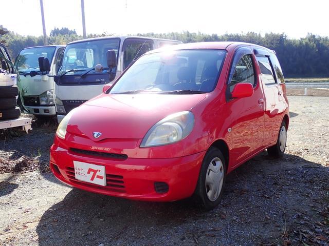 トヨタ X リミテッド キーレス CD 電動格納ミラー PVガラス
