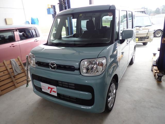 「マツダ」「フレアワゴン」「コンパクトカー」「熊本県」の中古車