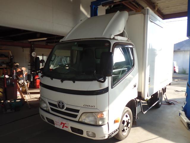 トヨタ 冷凍車デンソー マイナス5度 オートマ車 1.35t