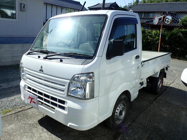 三菱 ミニキャブトラック M 5速ミッション車 エアコン パワステ エアバッグ
