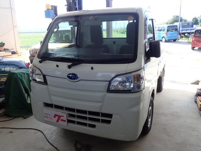 スバル サンバートラック TB オートマ車 ETC エアコン パワステ エアバッグ