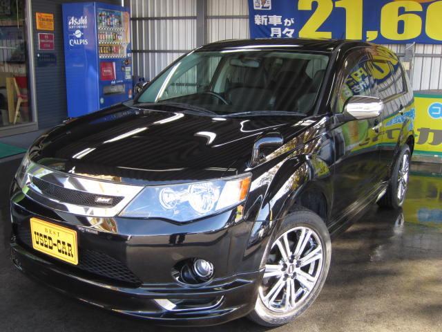三菱 ローデスト24G 4WD HID スマートキー 18AW