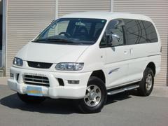 デリカスペースギアシャモニー ハイルーフ 4WD