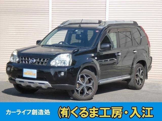 日産 25Xtt 4WD 純正ナビTV 2カメラドライブレコーダー