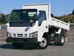 エルフトラック3t 高床 強化ダンプ