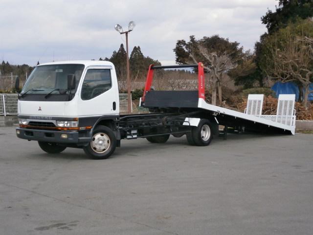 三菱ふそう ワイド キャリアカー 3t積載
