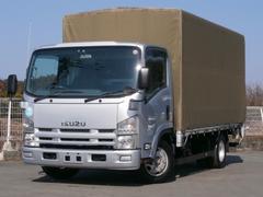 エルフトラック全低床ワイドロング 2.7t積載 電動スライド床