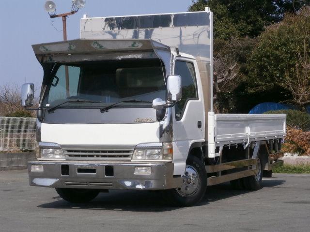 いすゞ ワイドロング 3t積載 カスタム車