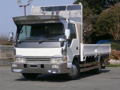 エルフトラックワイドロング 3t積載 カスタム車