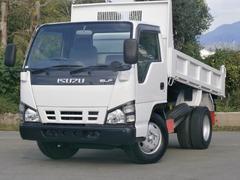 エルフトラック3t 高床強化ダンプ 4ナンバー