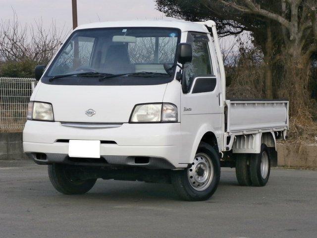 日産 1tトラック 4WD