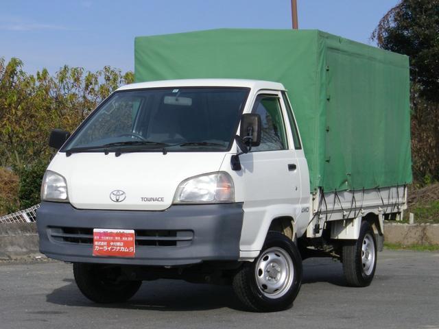 トヨタ 1.0t 4WD 幌付