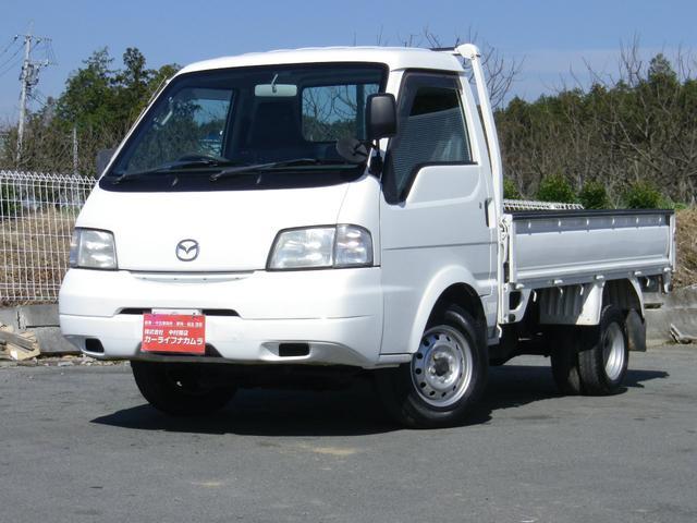 マツダ 1t積載 ディーゼル 4WD 5速MT