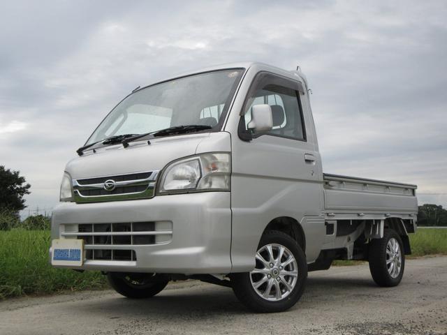 ダイハツ  エクストラ・エアコン・パワステ・パワーウィンドウ・CD・4WD・アルミホイル