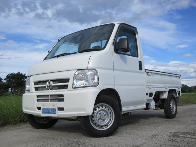 ホンダ アクティトラック SDX ワンオーナー・エアコン・パワステ・エアバック・4WD・作業灯