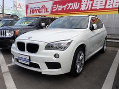 BMW X1sDrive 18i Mスポーツ ナビフルセグ フットライト