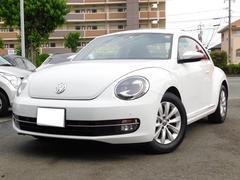 VW ザ・ビートルデザイン 1オーナー メモリーナビ 純正AW ETC ターボ