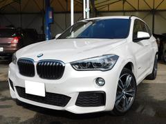 BMW X1sDrive 18i Mスポーツ 1オーナー 純正ナビTV