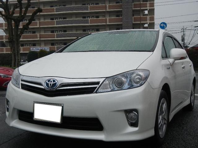 トヨタ S 純正ナビ バックカメラ スマートキー ワンオーナー車