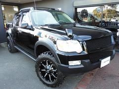 フォード エクスプローラースポーツトラックXLT LIFT UP NEWタイヤAW 26804km