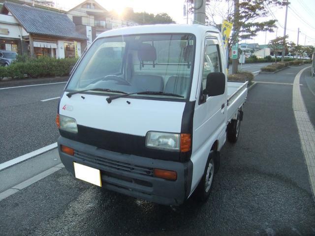 マツダ KC  エアコン  4WD