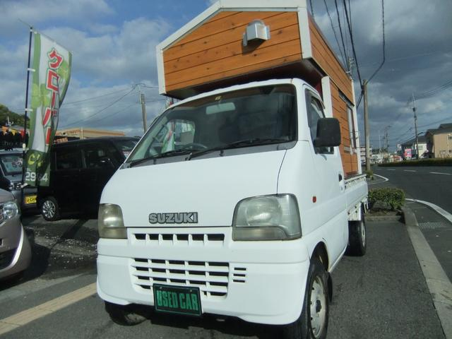 スズキ KC キッチンカー  移動販売車