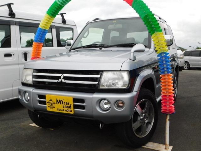 三菱 リミテッドエディションXR 4WD ナビTV