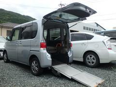 タントスローパー ecoIDLE  福祉車両 ワンセグナビ