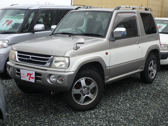 三菱 リミテッドエディションXR 4WD 純正AW CD キーレス
