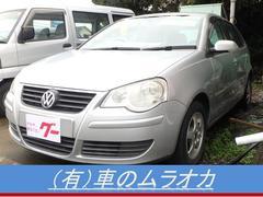 VW ポロ1.4 コンフォートライン ETC 純正アルミ CD