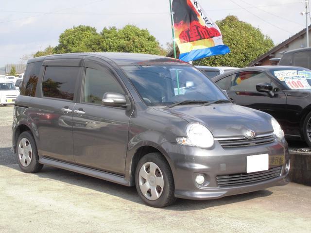 トヨタ X Sエディション HDDナビ