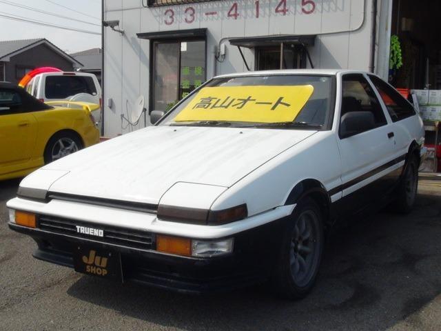 トヨタ GT-V 後期型
