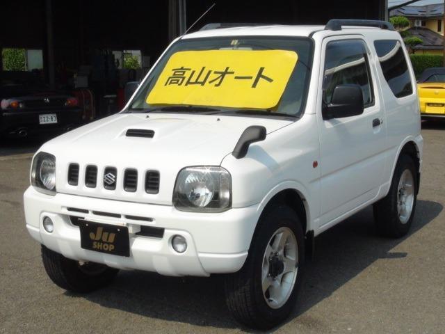 スズキ XC  4WD 社外エアクリ マフラー レカロ 5速