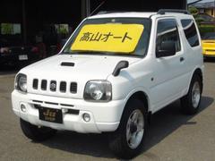 ジムニーXC  4WD 社外エアクリ マフラー レカロ 5速