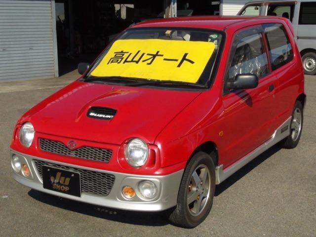 スズキ RS/Z ツインカムターボ 5速