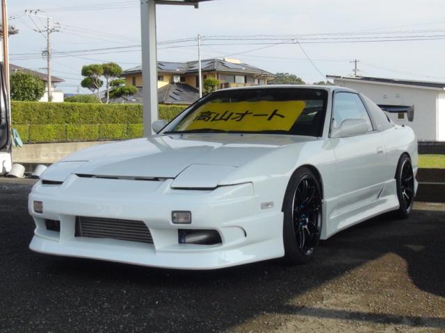 「日産」「180SX」「クーペ」「宮崎県」の中古車